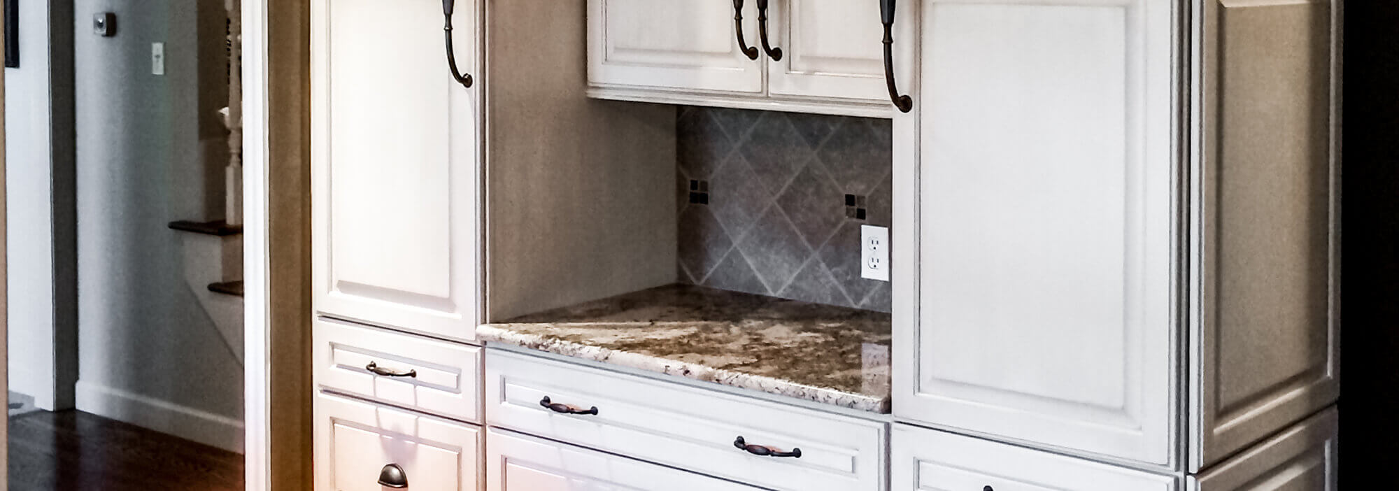 Custom Kitchen Cabinets in St. Louis, MO