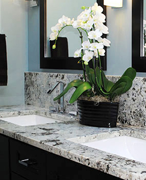 Bathroom Countertops in St. Louis, MO.