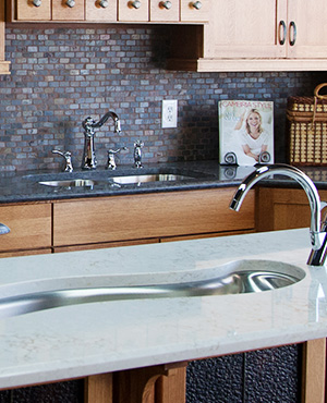 Faucets & Fixtures in St. Louis, MO.