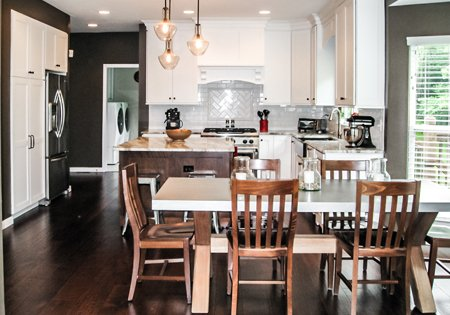Attractive Wildwood Kitchen