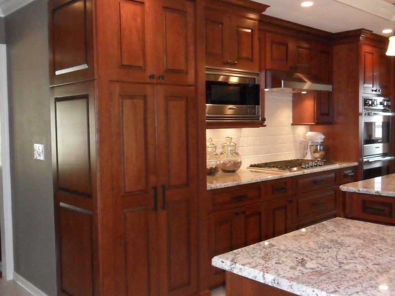 Signature Kitchen Amp Bath St Louis Glazed Cabinets