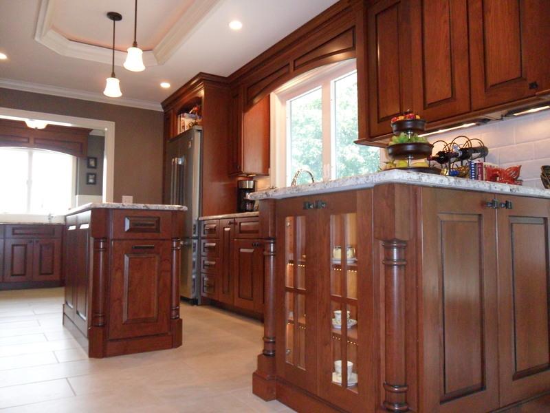 Signature Kitchen & Bath St. Louis | Glazed Cabinets