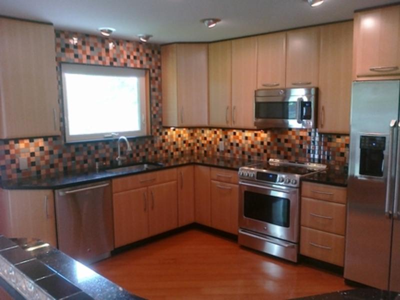 Signature Kitchen & Bath St. Louis | Colorful Tile Work