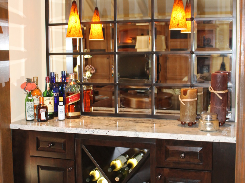 Dura Supreme White Cabinets in St. Louis