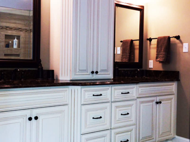 Master Bathroom in Des Peres, MO