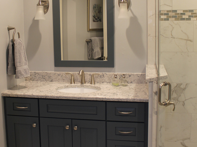 Baywood Villages Master Bathroom Remodel