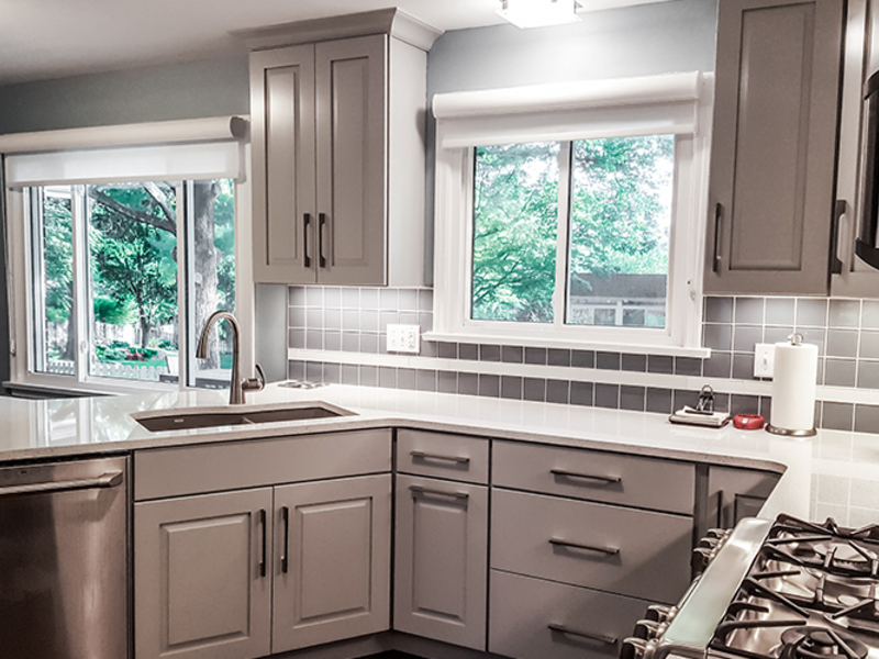 Updated Kitchen in Creve Couer, MO.