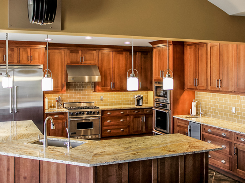 Kitchen Remodel in Eureka, MO.