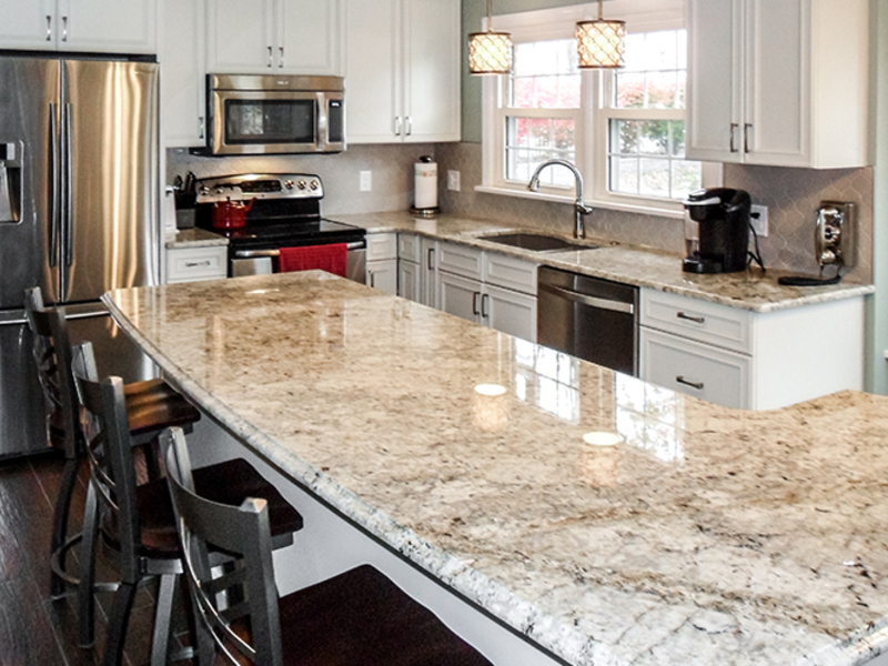 Remodeled Kitchen in St. Louis, MO.