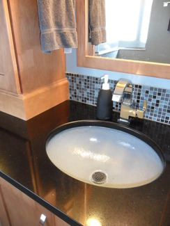 Signature Kitchen Amp Bath St Louis Smoked Glass Shower