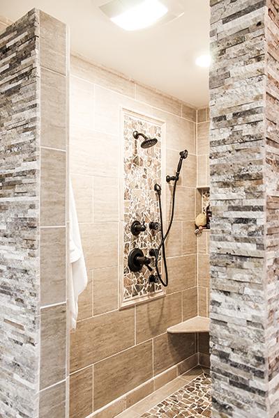 Bathroom Remodels By Designer Linda Thomas