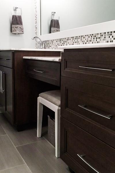 Signature Kitchen & Bath   Saint Peters Master Bathroom